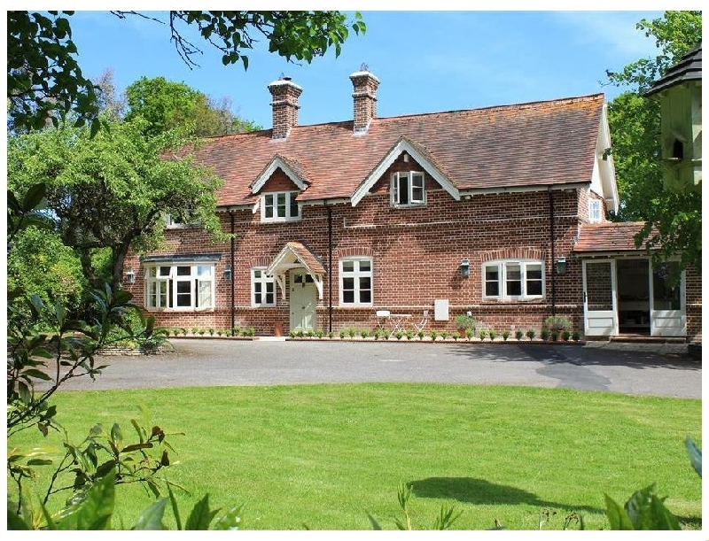 More information about The Lodge at Bashley - ideal for a family holiday