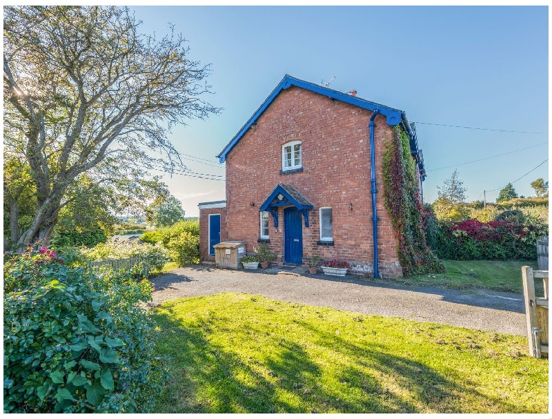 More information about Eudon Burnell Cottage - ideal for a family holiday