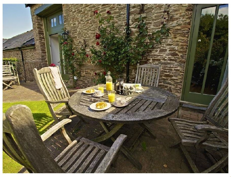 More information about The Granary (Goveton) - ideal for a family holiday