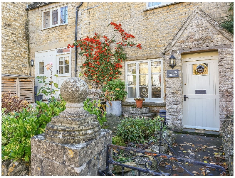 More information about Lynton Cottage - ideal for a family holiday