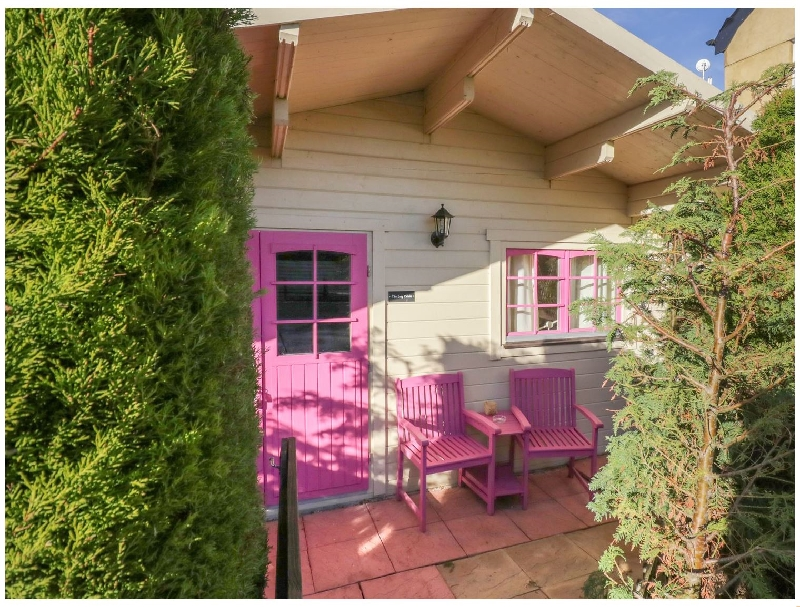 More information about The Log Cabin - ideal for a family holiday