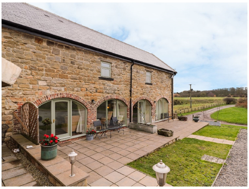 More information about Granary Barn - ideal for a family holiday