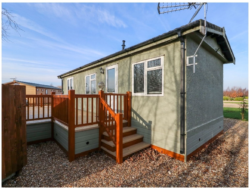 More information about Wagtail Lodge - ideal for a family holiday