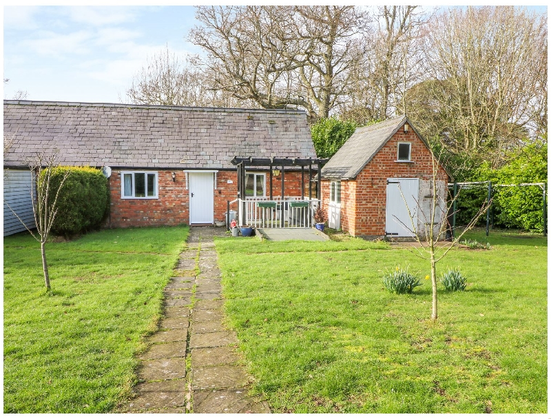 More information about Fuggles Cottage - ideal for a family holiday