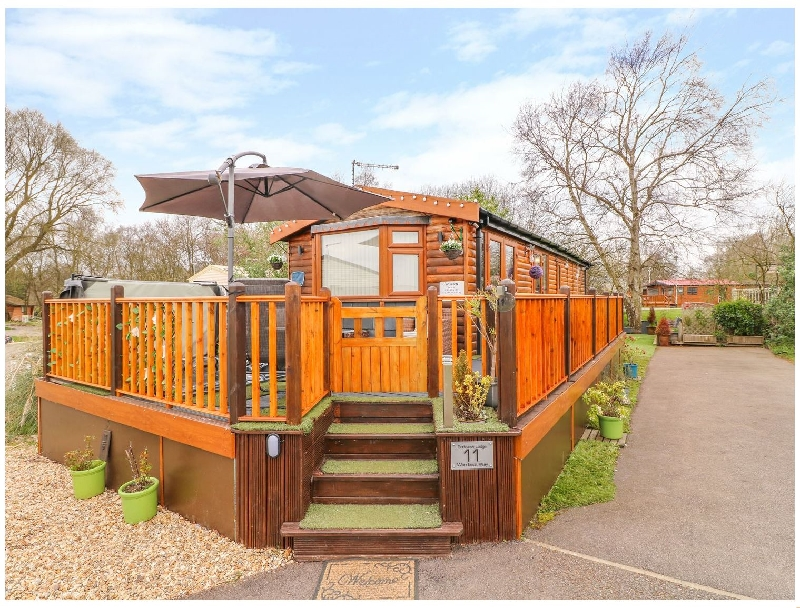 More information about Parkview Lodge - ideal for a family holiday