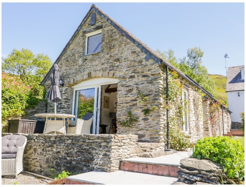 More information about The Barn at Waen y Ffynnon - ideal for a family holiday