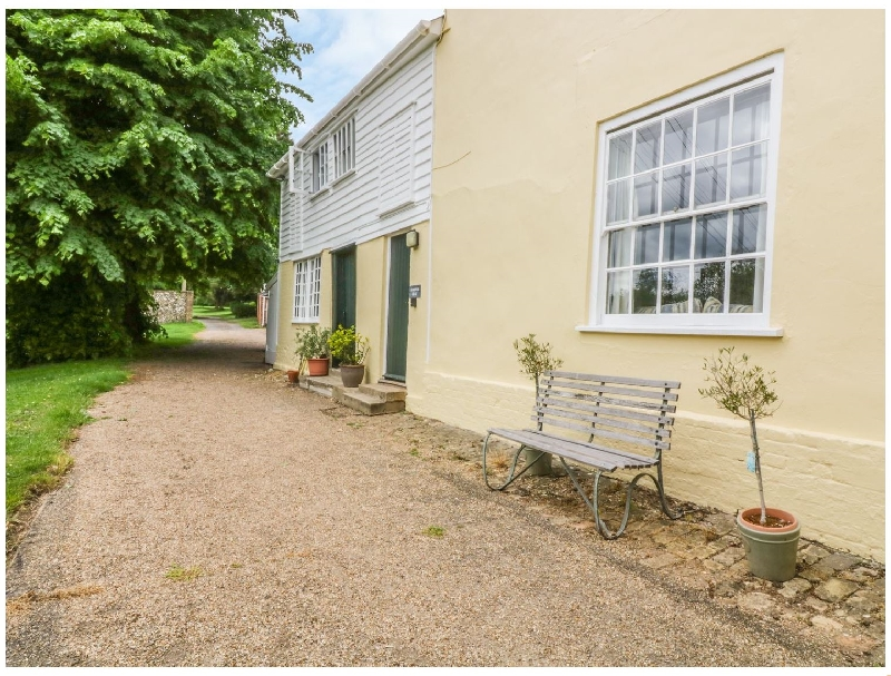 More information about The Garden Flat at Holbecks House - ideal for a family holiday