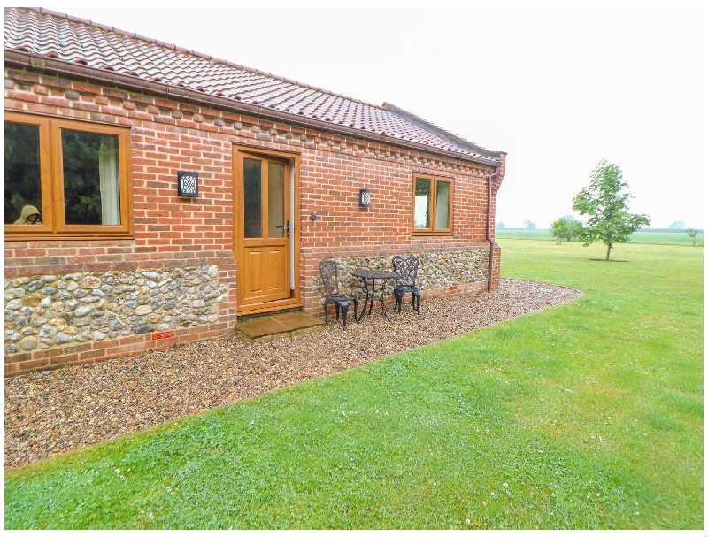 The Annexe a british holiday cottage for 2 in ,
