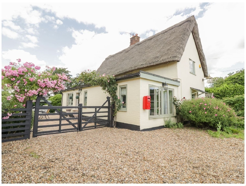 More information about Waveney Cottage - ideal for a family holiday