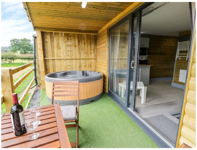 More information about Cilan Lodge - ideal for a family holiday
