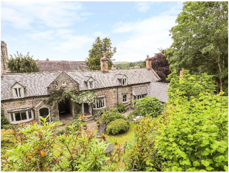 More information about Eyton Cottage - ideal for a family holiday