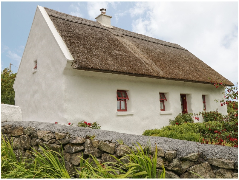 More information about Spiddal Thatch Cottage - ideal for a family holiday