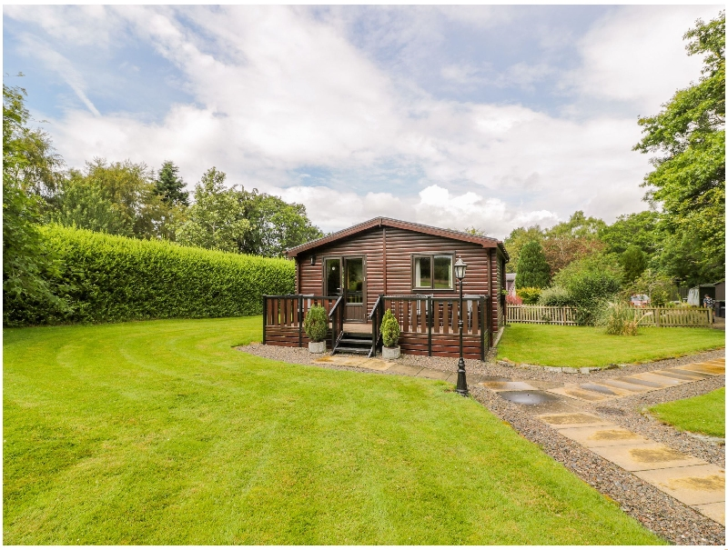 More information about The Spinney Lodge - ideal for a family holiday