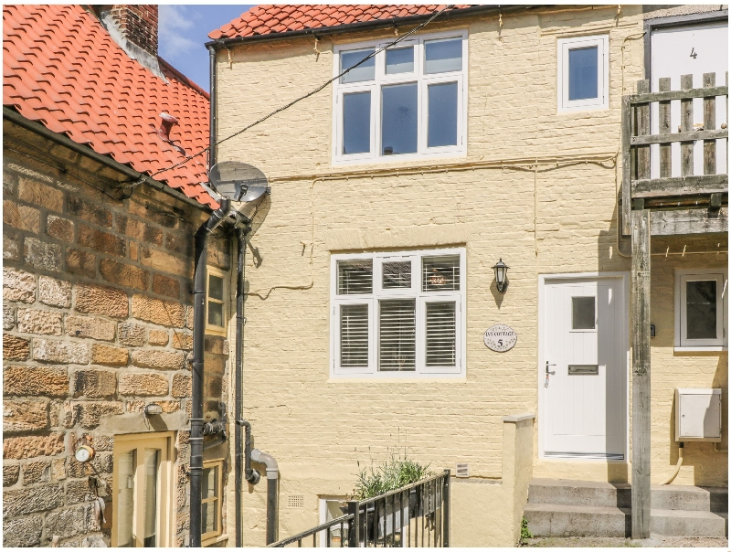 More information about Ivy Yard Cottage - ideal for a family holiday