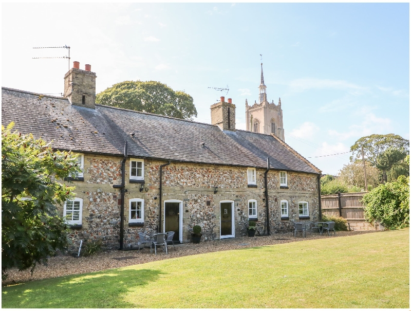 More information about Flint Cottage - ideal for a family holiday