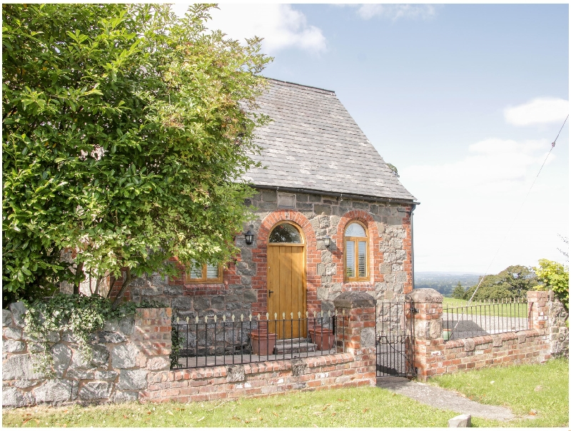 More information about Bausley Chapel - ideal for a family holiday