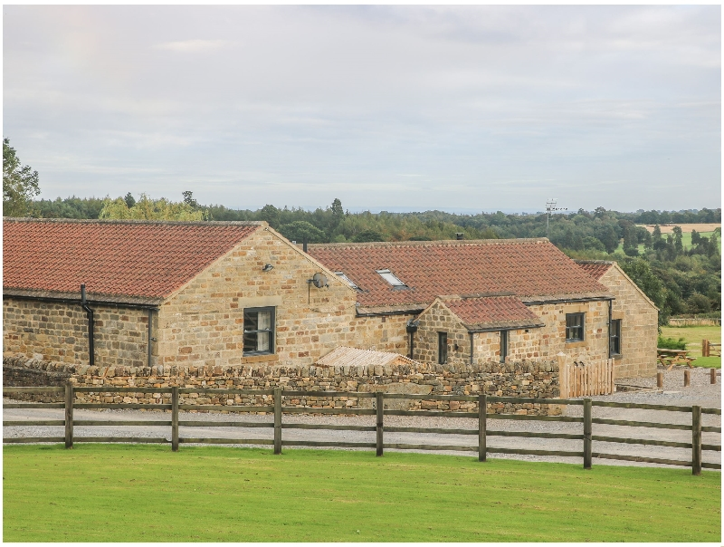 More information about Sally's Barn - ideal for a family holiday