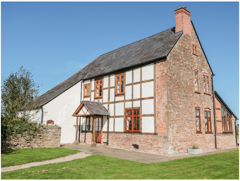 More information about Bolstone Court - ideal for a family holiday