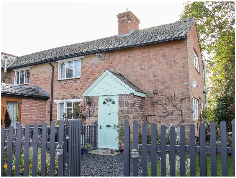 More information about Ensdon Lea Cottage - ideal for a family holiday