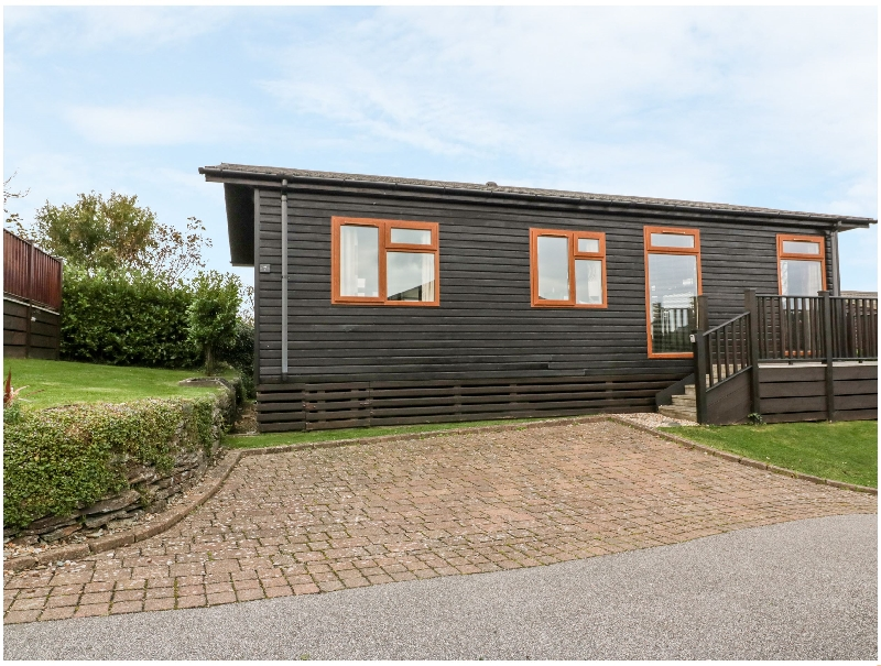 More information about Lodge 7 - ideal for a family holiday