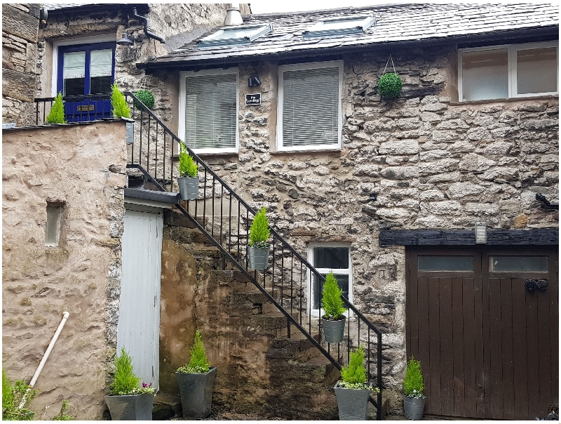 The Landings a british holiday cottage for 4 in ,