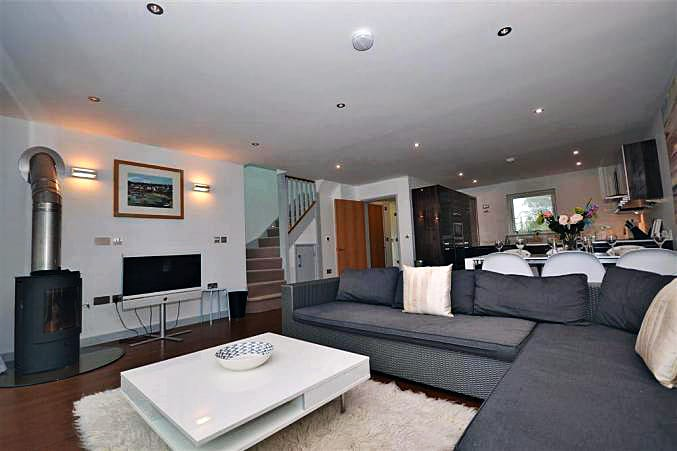 More information about 7 Talland - ideal for a family holiday