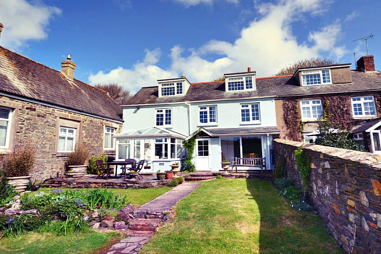 More information about School Cottage - ideal for a family holiday