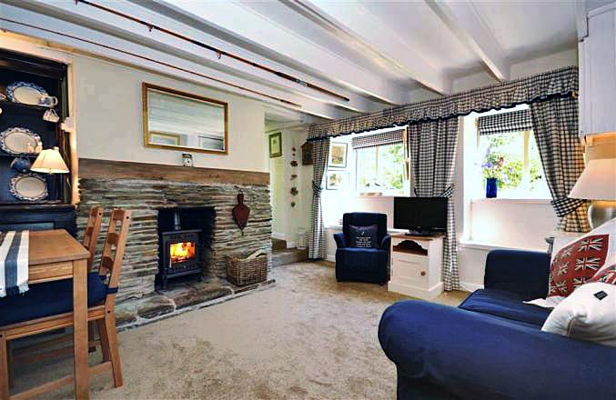 More information about Emily Cottage - ideal for a family holiday