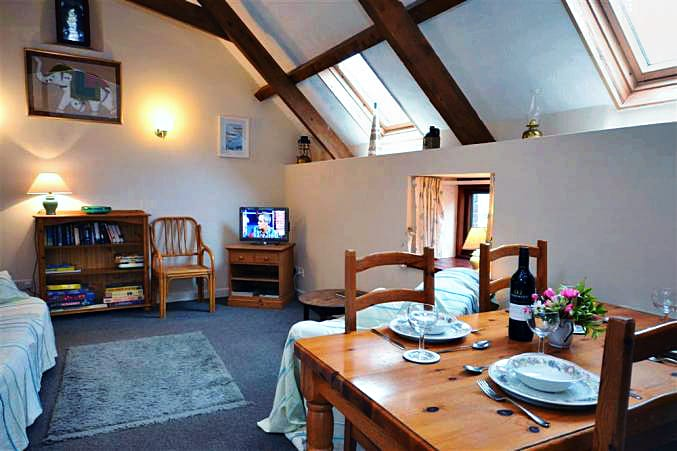 More information about Higher Norton Farm, The Barn - ideal for a family holiday