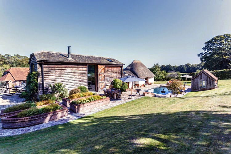 More information about Whiteshoot Farm - ideal for a family holiday