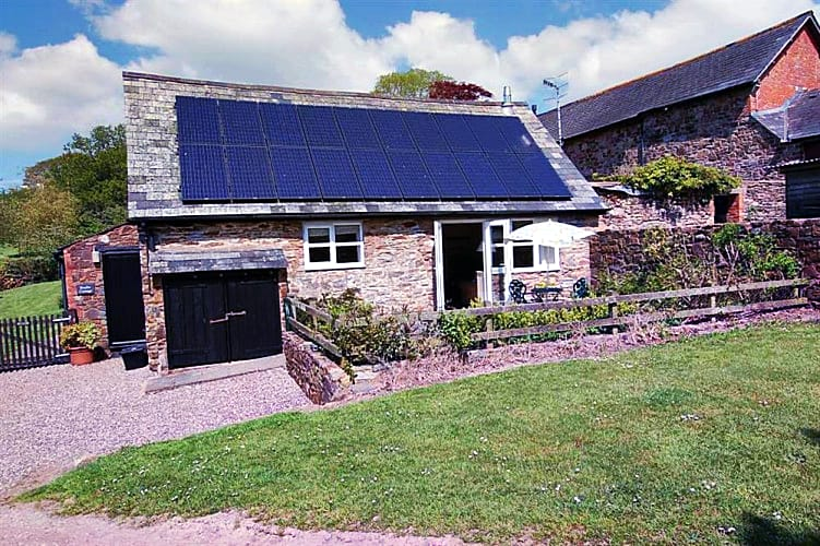 More information about Bramble Cottage - ideal for a family holiday