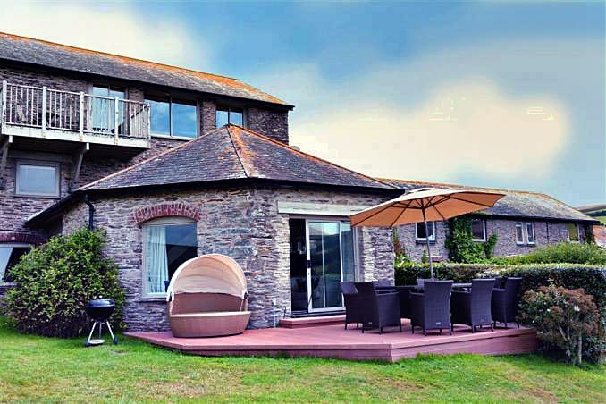 More information about Round House, Court Barton - ideal for a family holiday
