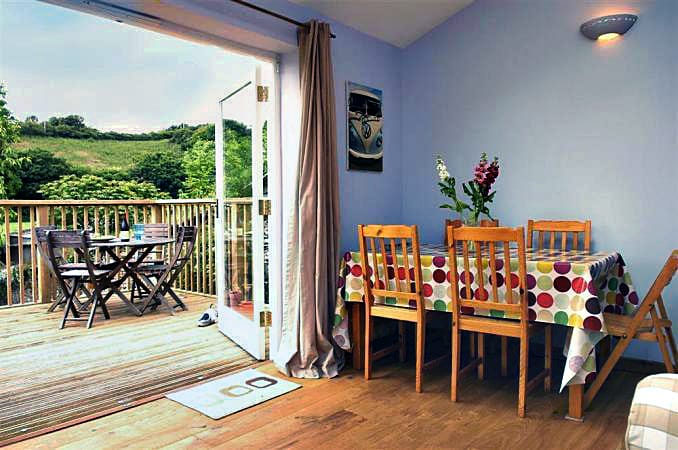 More information about Sandycoombe - ideal for a family holiday