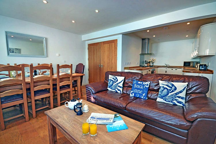 More information about Harbour View House - ideal for a family holiday